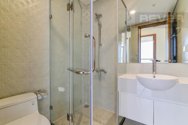 Phòng Tắm 1 Căn hộ Vinhomes Central Park 2 phòng ngủ tầng cao L6 view sông