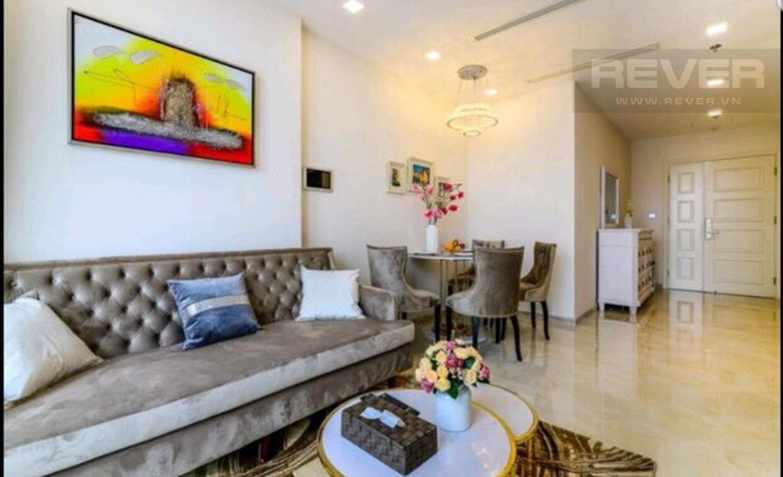 b99321d266fb80a5d9ea Bán căn hộ Vinhomes Golden River 2PN, tháp The Aqua 4, đầy đủ nội thất, view sông và Bitexco