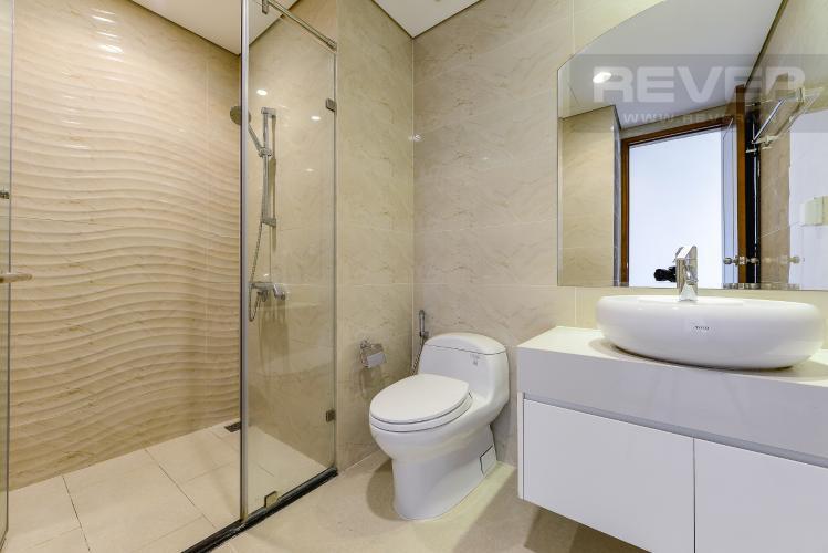Phòng tắm 1 Căn hộ Vinhomes Central Park 3 phòng ngủ tầng thấp Central 1