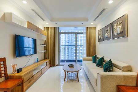 Căn góc Vinhomes Central Park 3 phòng ngủ tầng thấp Landmark 2