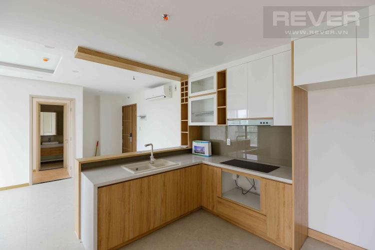 Bếp Bán căn hộ New City Thủ Thiêm 3PN, tháp Bali, nội thất cơ bản, view sông và đại lộ Mai Chí Thọ