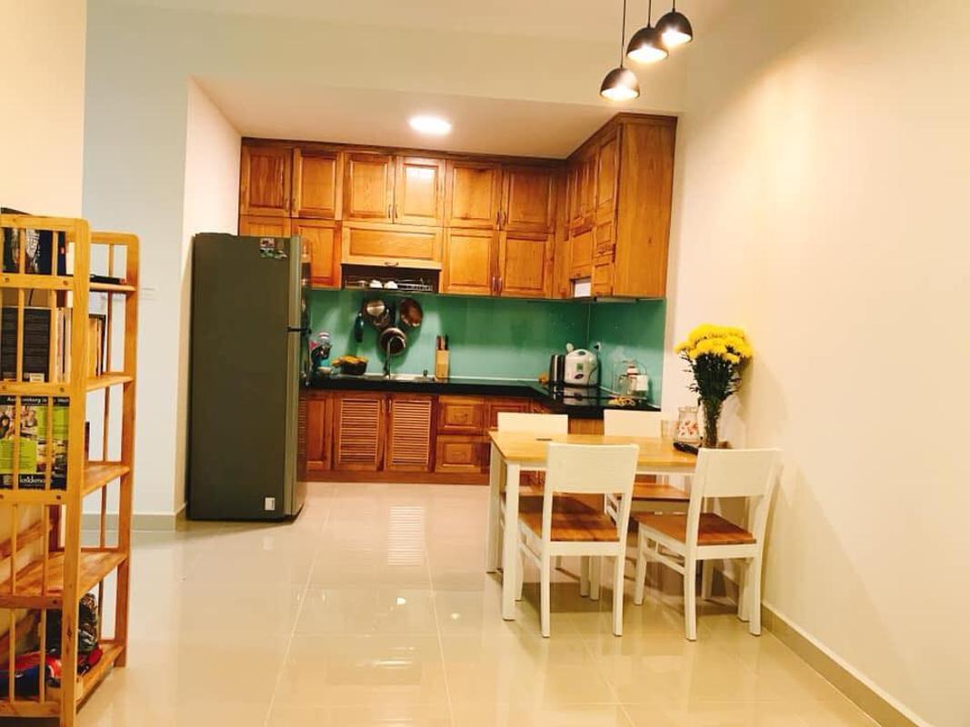 2 Cho thuê căn hộ The Sun Avenue 2PN, đầy đủ nội thất, view sông Sài Gòn và Đảo Kim Cương