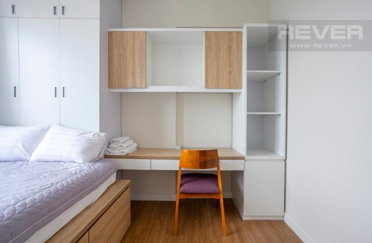 Phòng Ngủ 2 Căn hộ Masteri Thảo Điền 2 phòng ngủ tầng cao T5 hướng Đông Nam