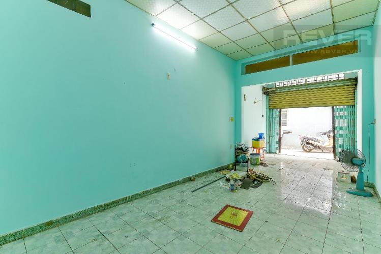 Bán nhà 1 trệt 1 lửng hẻm Nguyễn Thần Hiến, Quận 4, diện tích đất 50m2, sổ hồng chính chủ