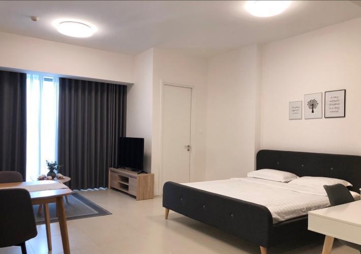 không gian căn hộ Gateway Thảo Điền Căn hộ Gateway Thảo Điền đầy đủ nội thất tinh tế, view thành phố.