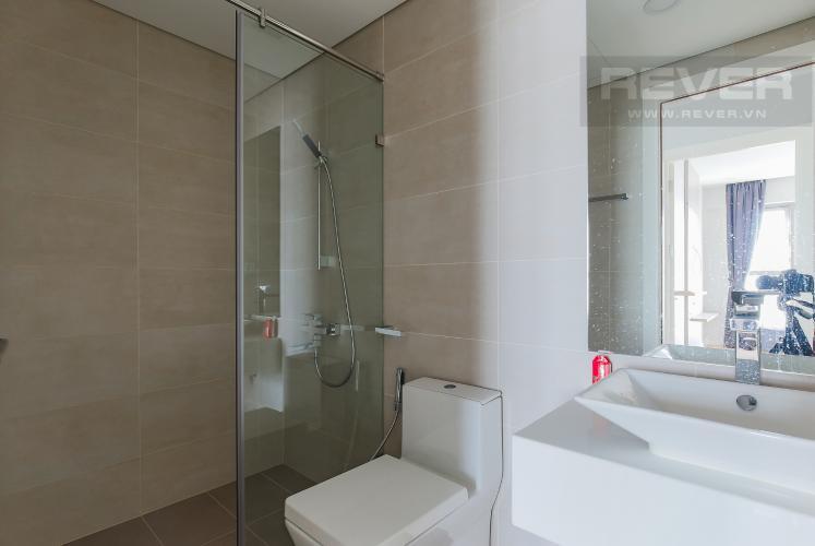 Phòng Tắm 2 Căn hộ Masteri Millennium tầng cao, 2PN, đầy đủ nội thất