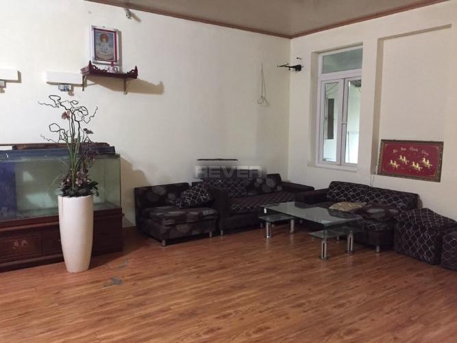 Căn hộ chung cư 276 Nguyễn Tất Thành nội thất cơ bản, hướng Đông Nam.