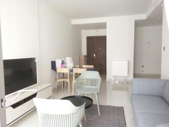 Cho thuê căn hộ Saigon Royal 2 phòng ngủ, tháp A, diện tích 80m2, đầy đủ nội thất
