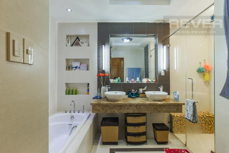 Phòng Tắm Bán biệt thự 4 tầng, 4PN, đầy đủ nội thất cao cấp, khu B phường An Phú, Quận 2