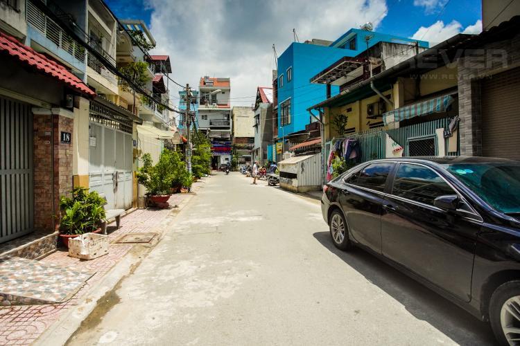 Lối Đi 1 Cho thuê nhà phố 3 tầng, phường Bình An, Q2, diện tích đất 92m2, đường trước nhà 2 ô tô tránh nhau