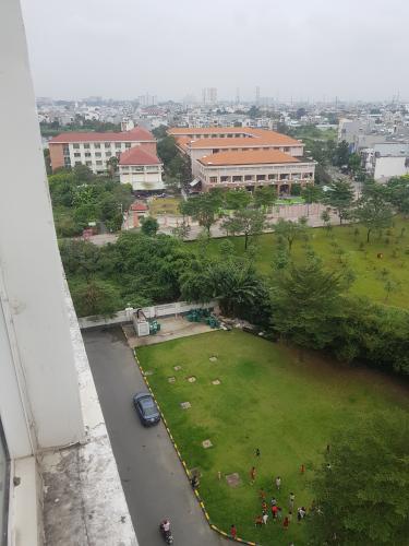 View Dream Home Residence, Gò Vấp Căn hộ Dream Home Residence tầng trung, view nội khu thoáng mát.