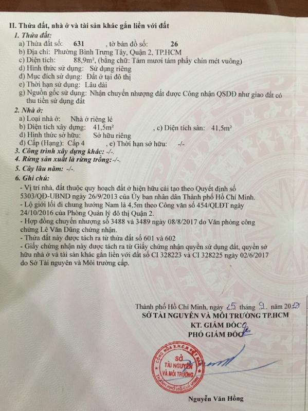 vuong rever 0937177888 Bán đất đường Nguyễn Tư Nghiêm, phường Bình Trưng Đông, diện tích 90m2, cách 600m đến Bệnh viện Quận 2