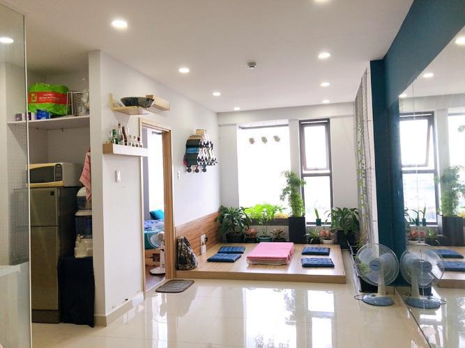 Bán căn hộ La Astoria thuộc tầng trung, 2 phòng ngủ, diện tích 55m2, đầy đủ nội thất.