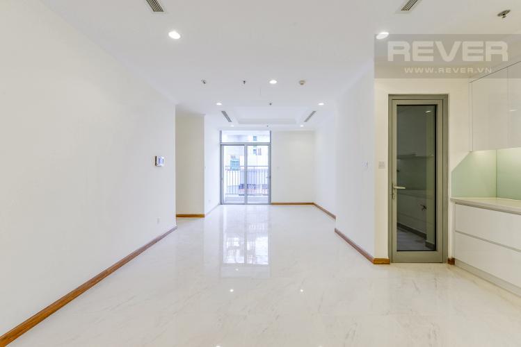 Phòng Khách Căn hộ Vinhomes Central Park tầng cao 2 phòng ngủ tháp L1 view đẹp