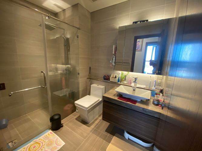 Phòng tắm căn hộ Sarica Condominium Căn hộ Sarica Condominium đầy đủ nội thất tiện ích, hướng Nam.