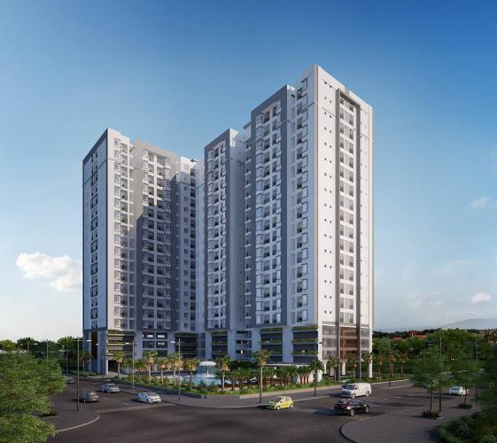 dự án căn hộ Him Lam Phú Đông Căn hộ Him Lam Phú Đông, tầng cao, ban công hướng Đông Nam.