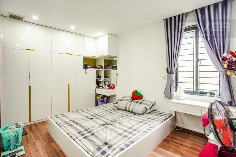 Phòng Ngủ 1 Tầng 1 Cho thuê nhà phố 3 tầng đường Thạnh Mỹ Lợi, Q2, đầy đủ nội thất, sổ đỏ chính chủ