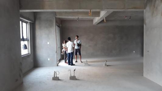 Bán căn hộ Saigon South Residence 3 phòng ngủ, diện tích 95m2, bàn giao thô