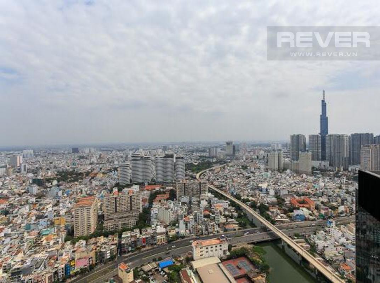 48d11666cc3b2a65732a Cho thuê căn hộ Vinhomes Golden River 2PN, tầng cao, tháp The Aqua 2, đầy đủ nội thất, view sông và tháp Landmark 81