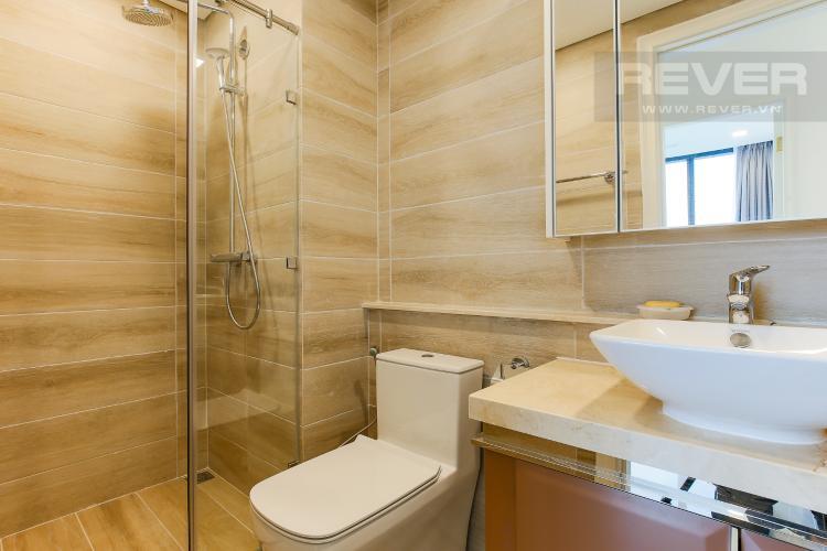 Phòng Tắm 2 Officetel Vinhomes Golden River 2 phòng ngủ tầng cao A3 đầy đủ nội thất