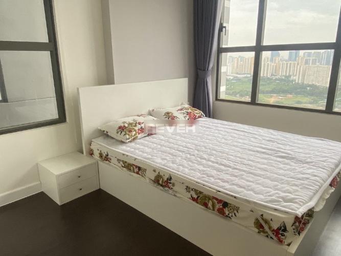 Phòng ngủ The Sun Avenue Căn hộ The Sun Avenue đầy đủ nội thất, view thành phố sầm uất.
