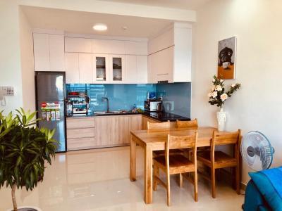 Bán căn hộ The Sun Avenue 2PN, diện tích 70m2, đầy đủ nội thất, view sông Sài Gòn