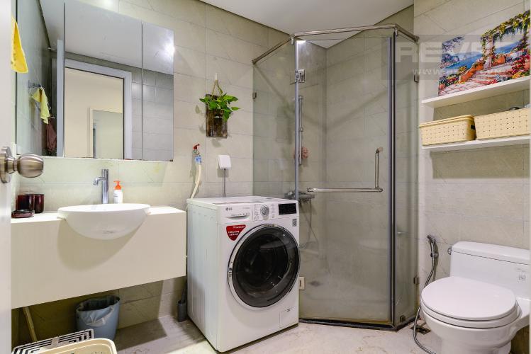 Phòng Tắm 1 Bán căn hộ Vinhomes Central Park tầng trung 3 phòng ngủ, diện tích lớn