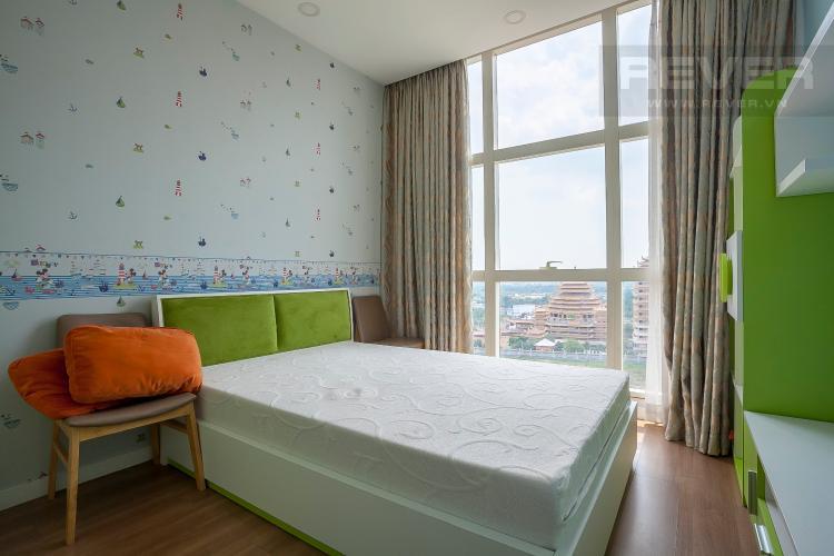 Phòng Ngủ 2 Căn hộ The Estella Residence 3 phòng ngủ tầng trung 4A hướng Nam