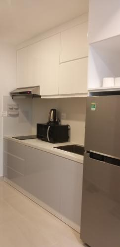Phòng bếp Rivergate Residence, Quận 4 Căn hộ Office-tel Rivergate Residence tầng trung hướng Tây Nam.