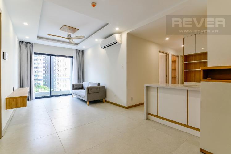 Phòng Khách Bán căn hộ New City Thủ Thiêm 3PN 2WC, nội thất cơ bản, view nội khu