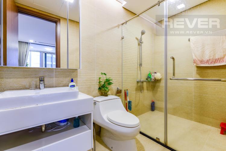 Phòng tắm 1 Căn hộ Vinhomes Central Park 3 phòng ngủ tầng thấp P2 view sông