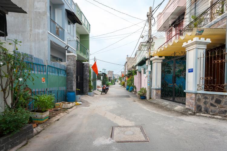 Lối vào Nhà phố 4 phòng ngủ đường 160 Tăng Nhơn Phú A Quận 9 pháp lý rõ ràng