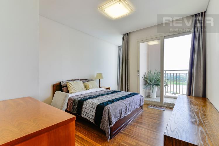 Phòng Ngủ 3 Cho thuê căn hộ Xi Riverview Palace tầng cao, 3PN, đầy đủ nội thất, view sông