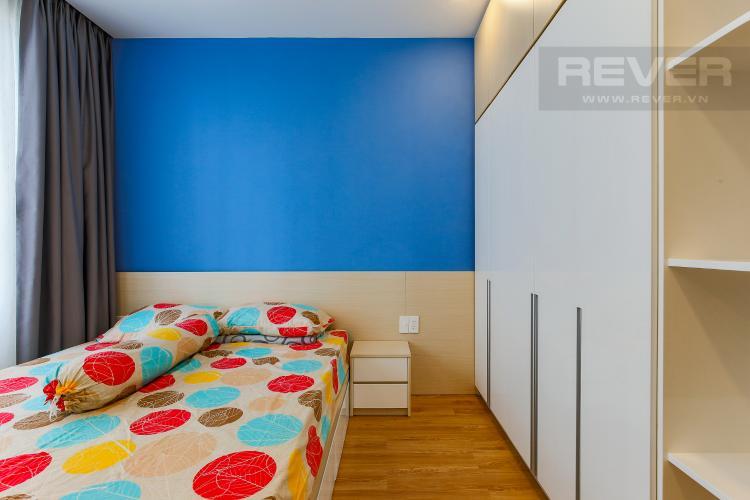 Phòng ngủ 1 Căn hộ The Gold View 2 phòng ngủ tầng thấp A2 hướng Tây Nam