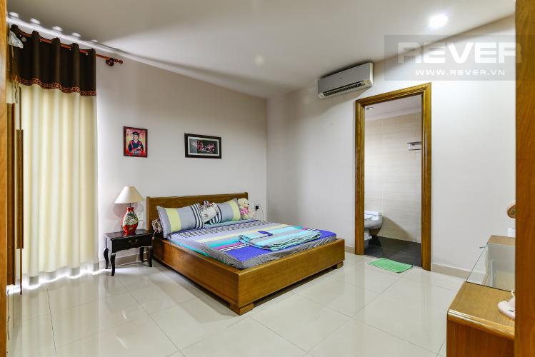 Phòng Ngủ Tầng 1 Bán biệt thự Thạnh Xuân Quận 12, diện tích lớn, đầy đủ nội thất
