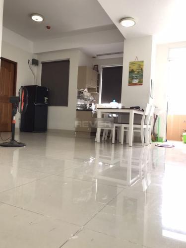 Căn hộ Phú An Center tầng thấp 2 phòng ngủ đầy đủ nội thất.