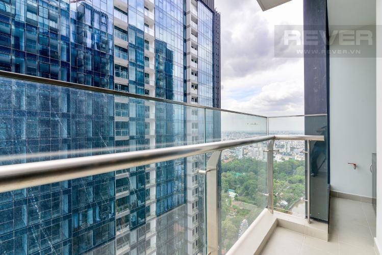 View Balcony Căn hộ Vinhomes Golden River tầng cao, 2PN, đầy đủ nội thất, view sông thoáng đãng