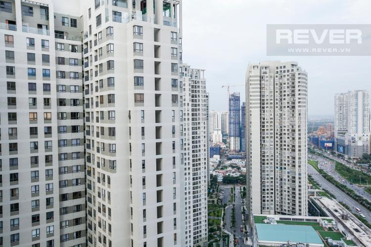 View Căn ghép Masteri Thảo Điền 4 phòng ngủ tầng cao tháp T1 đầy đủ nội thất
