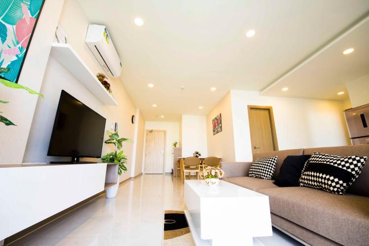 Bán hoặc cho thuê căn hộ Riva Park 2PN, tầng thấp, đầy đủ nội thất, view sông
