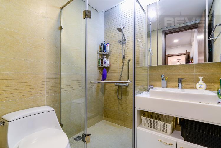 Phòng Tắm 2 Căn hộ Vinhomes Central Park tầng cao, tháp Park3, 2PN đầy đủ nội thất