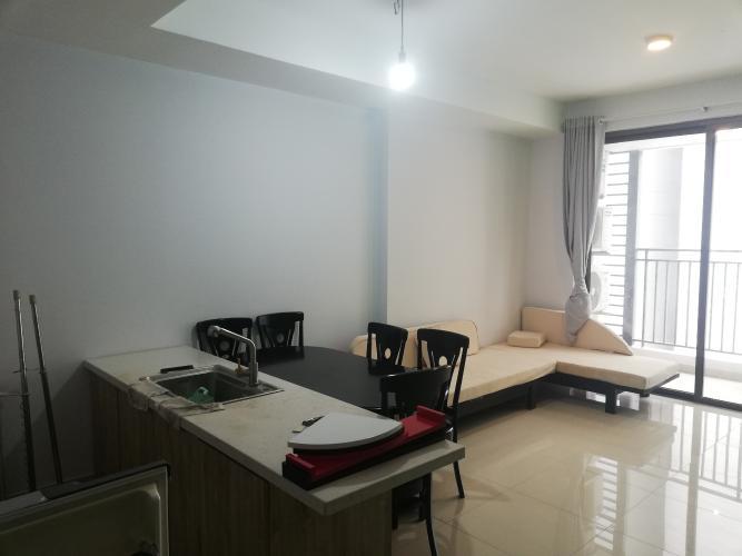 Bán căn hộ The Tresor 2 phòng ngủ view đẹp tầng cao, diện tích 7.5m2, nội thất cơ bản.
