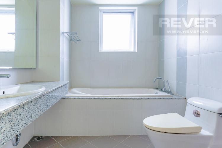 Phòng Tắm 1 Tầng Trệt Bán penthouse Riverside Residence Quận 7, view sông, nhiều tiện ích