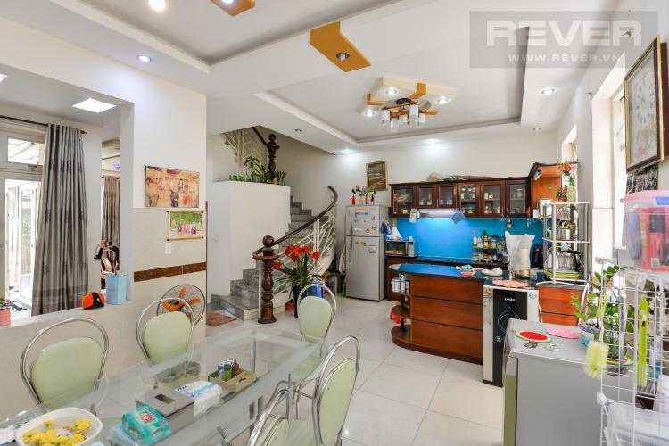 Phòng ăn và bếp nhà phố Quận 9 Cho thuê nhà nguyên căn đường Trương Văn Thành, phường Hiệp Phú, Quận 9, đầy đủ nội thất, cách Xa lộ Hà Nội 600m