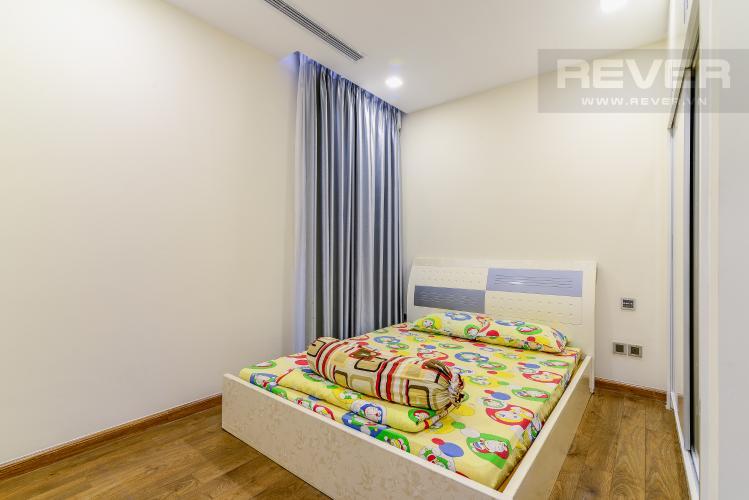 Phòng Ngủ 2 Bán và cho thuê căn hộ Vinhomes Central Park tầng cao 2PN đầy đủ nội thất
