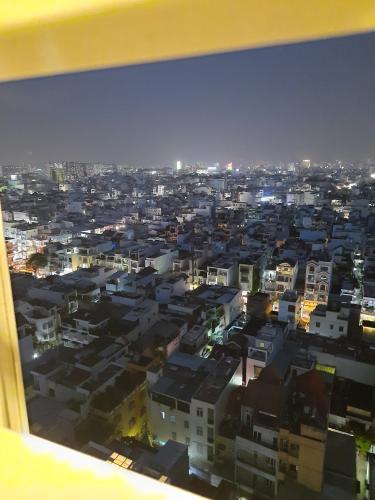 View The Harmona, Tân Bình Căn hộ The Harmona tầng cao hướng Đông, view thành phố.