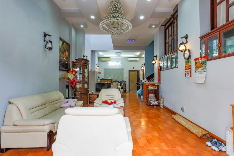 Biệt thự 5 phòng ngủ Khu C Khu villa Bình An Riverside Quận 2