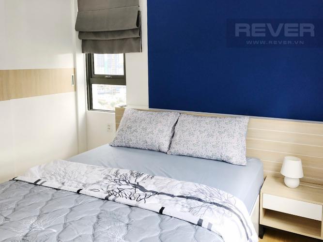 Phòng Ngủ 2 Căn góc Masteri Thảo Điền 2 phòng ngủ tầng trung T3 ful nội thất
