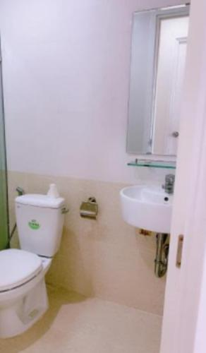 Phòng tắm căn hộ City Gate, Quận 8 Căn hộ chung cư City Gate hướng cửa Đông Bắc, view thoáng đãng.