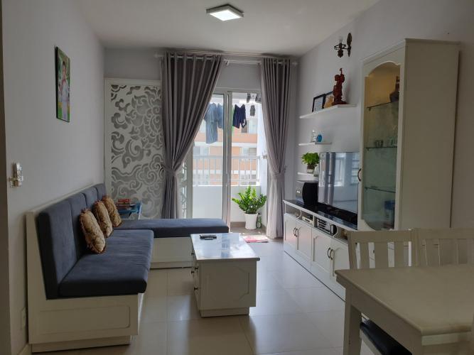 Bán căn hộ tầng thấp chung cư Lexington Residence đầy đủ nội thất