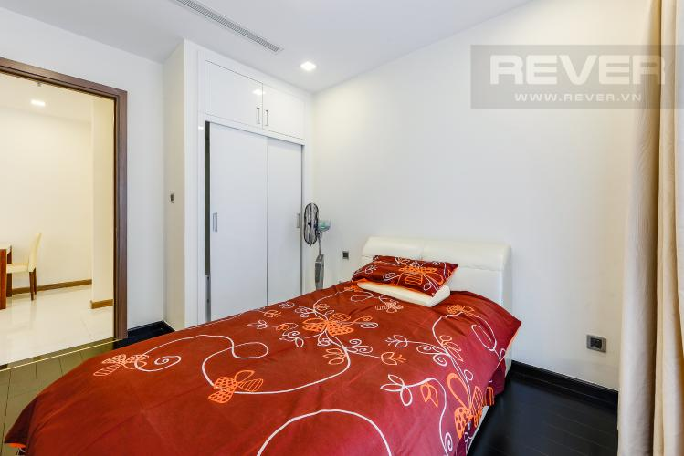 Phòng ngủ 3 Căn hộ Vinhomes Central Park 3 phòng ngủ tầng cao P3 view sông